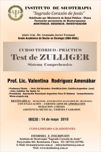 opt- zulliger - 2010 - test - afiche