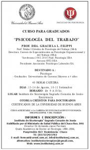 2010-08-13 Sicología del trabajo - Filippi