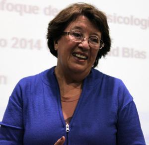Prof. Lic. Alicia Nora Corvalán de Mezzano