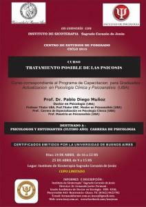 2015-TRATAMIENTO POSIBLE DE LAS PSICOSIS