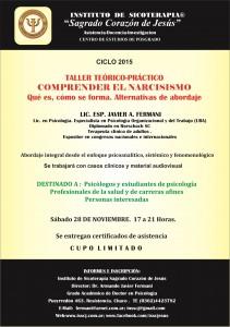 NARCISISMO-2015-novienbre